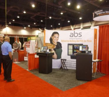 abs trade show booth