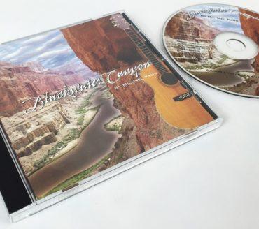 blackwater Canyon CD design