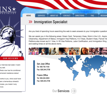 ins specialist website