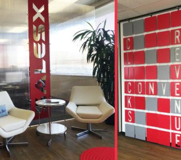 salesx office enternace