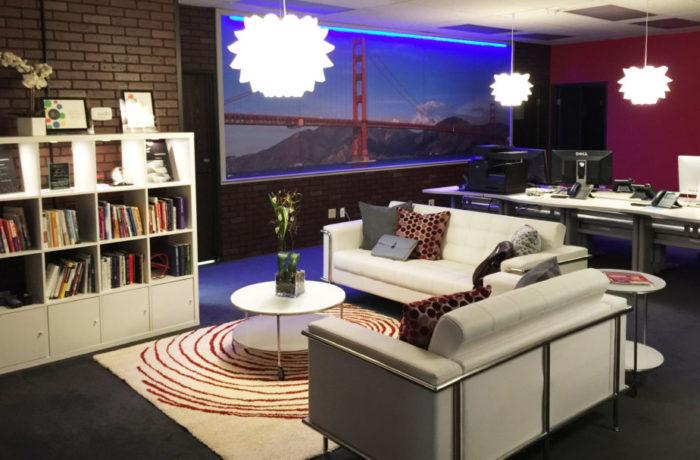 salesx office design