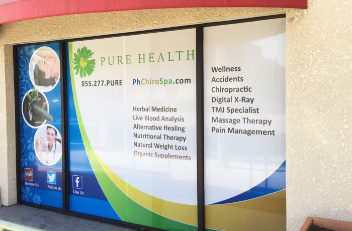 Pure Health Office | 3