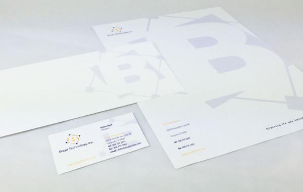 Boyd Technology Identity Package