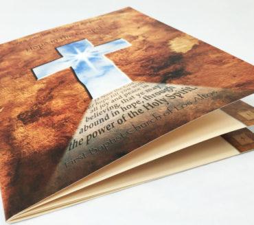 First Baptist Church Annual Report