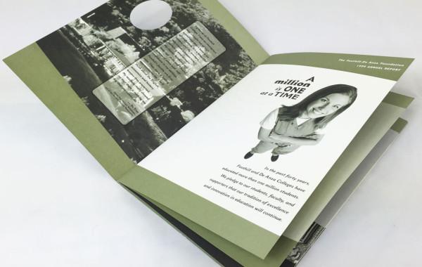 De Anza College Annual Report
