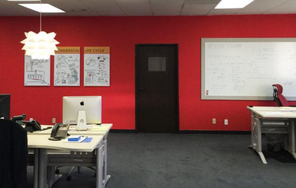 Salesx Office Design | 1