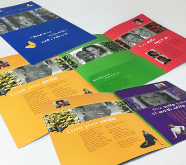 Smile Garden Brochure